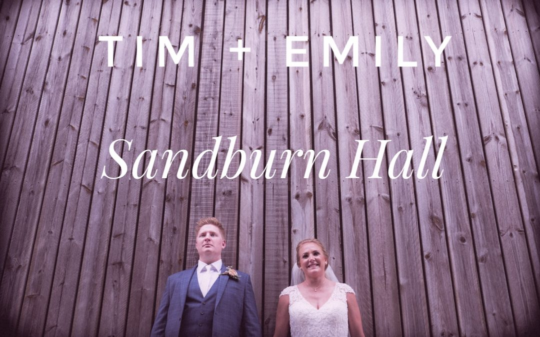 Tim + Emily Sneak Peak