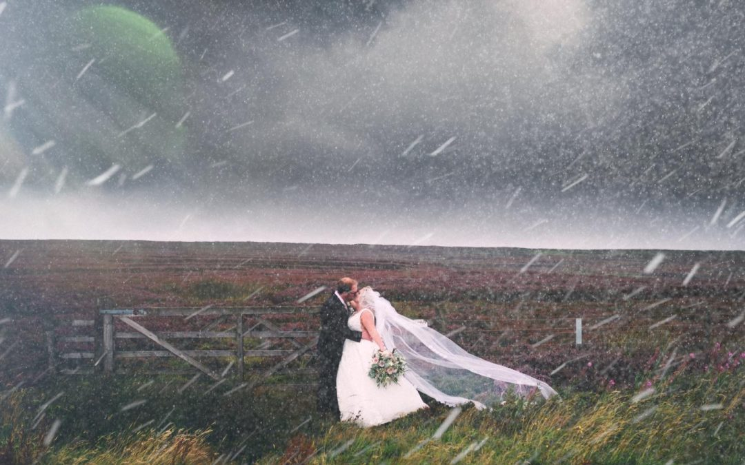 Peak District Wedding Story